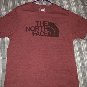 XL Red North Face T-shirt.